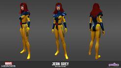 Jean Grey 90's X-Men Model