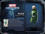 Rogue/Costumes