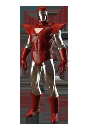 F ironman silvercenturion