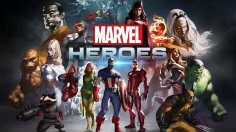 Marvel Heroes - Game Update Trailer