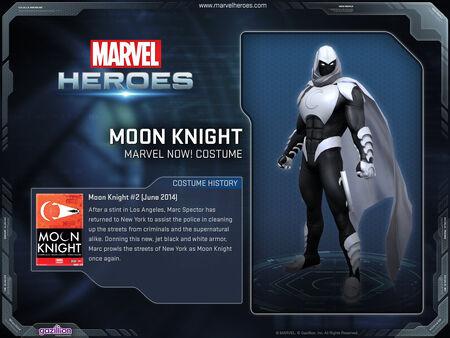 Costume moonknight marvelNOW