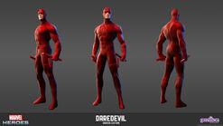 Daredevil Modern Model
