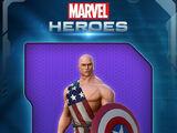 Captain America/Costumes