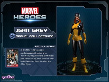 Costume jeangrey marvelnow