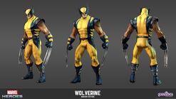 Wolverine Modern Model