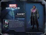 Gambit/Costumes