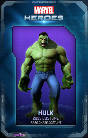 NormalCostumePreview Rare Hulk