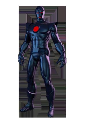 F ironman stealth