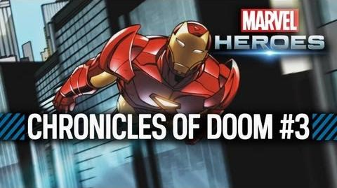 Marvel Heroes The Chronicles of Doom - Part 3 of 4