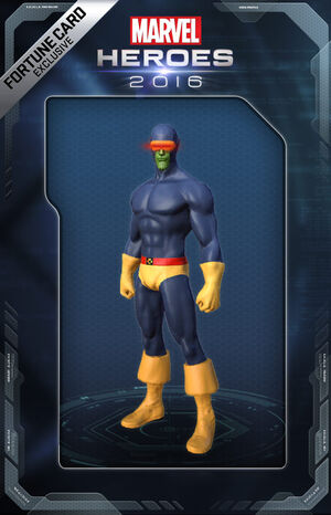Costume Cyclops Skrull