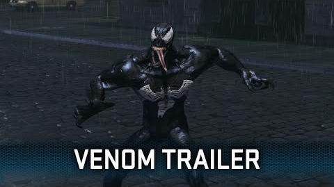 Marvel Heroes 2015 -- Venom Trailer