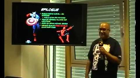 Marvel Heroes Gamescom 2012 Presentation