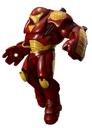 F ironman hulkbuster