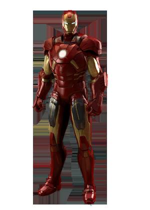 F ironman avengers