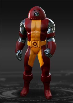 Colossus Juggernaut Costume