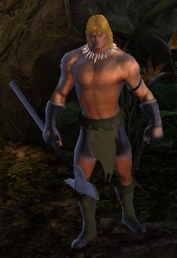Character - Ka-Zar