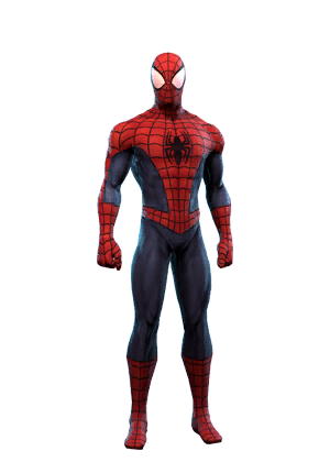 F spiderman modern vu