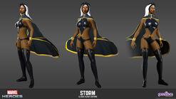 Storm Classic Black Model