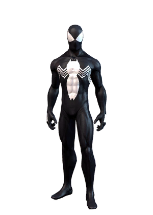 F spiderman backinblack vu