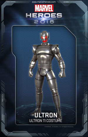 Costume Ultron 11