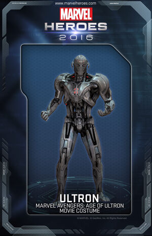 NormalCostumePreview Ultron AoUmovie