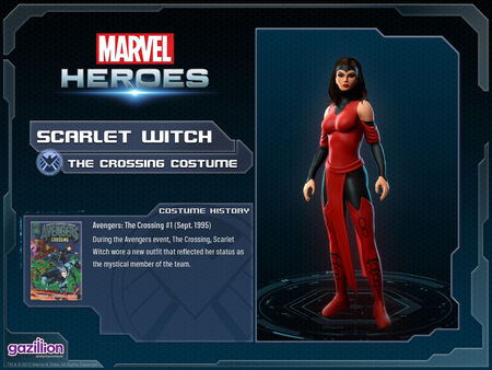 Costume scarletwitch thecrossing