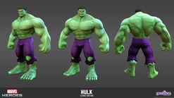 Hulk Classic Model