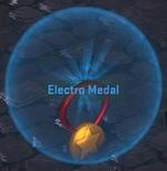 Equipment-Medal- Medal - Electro