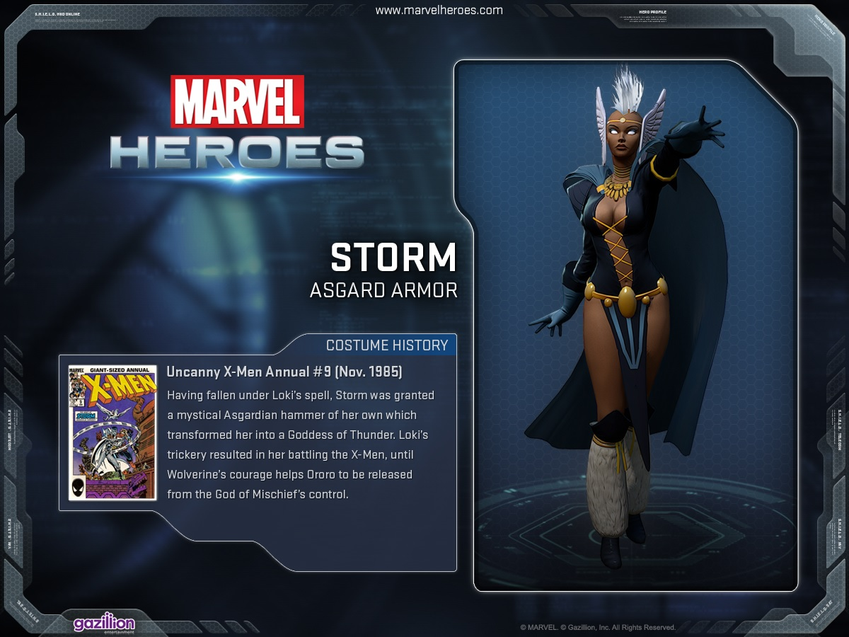 Storm/Costumes | Marvel Heroes Wiki | FANDOM powered by Wikia