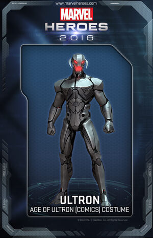 NormalCostumePreview Ultron