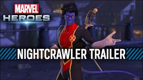 Marvel Heroes - Nightcrawler