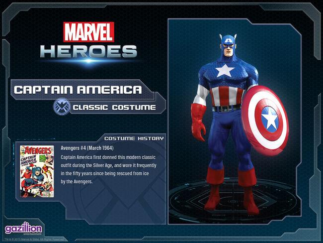 Costume captainamerica base