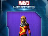 Captain Marvel/Costumes