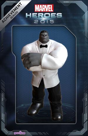 Costume hulk mrfixit tux