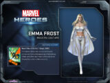 Emma Frost/Costumes