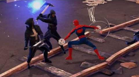 Spider-Man - Leaping Assault