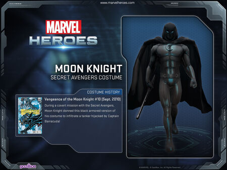 Costume moonknight secretavengers