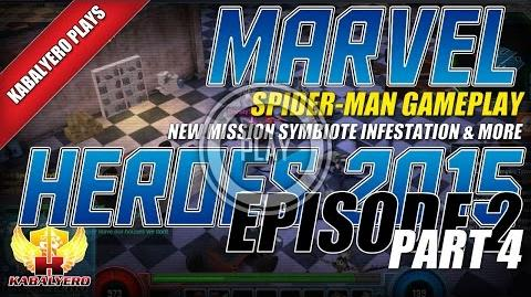 WTFast & Marvel Heroes 2015 Spider-Man Gameplay E2P4 New Mission Symbiote Infestation & More