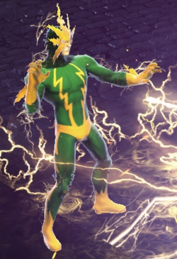 Character - Electro