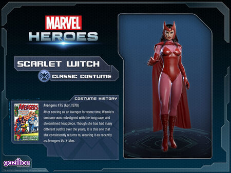 Costume scarletwitch base