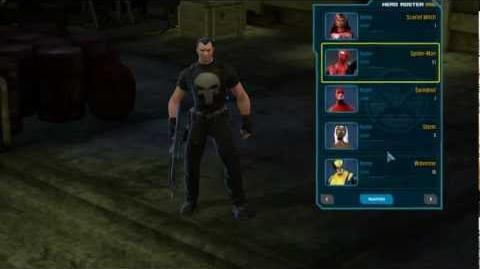 Marvel Heroes Game Features Trailer