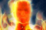 Human torch 0