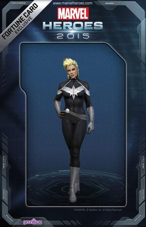 Costume captainmarvel shield