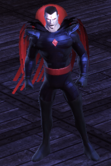 Character - Mr Sinister