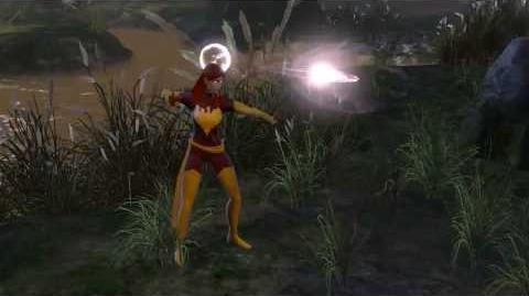Jean Grey - Phoenix Charge