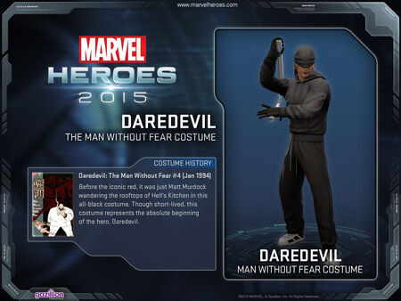 Costume daredevil theManWOfear