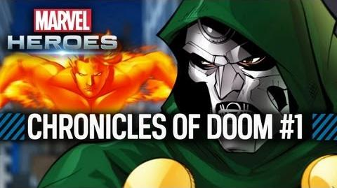 Marvel Heroes The Chronicles of Doom Part 1 of 4