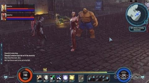 Now Playing - Marvel Heroes