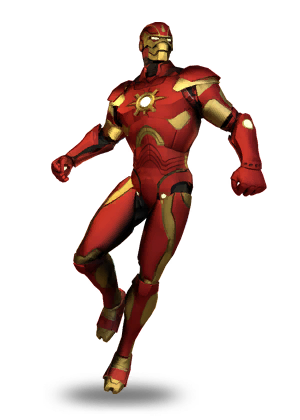 F ironman gotg red