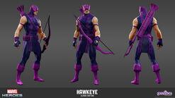 Hawkeye Classic Model